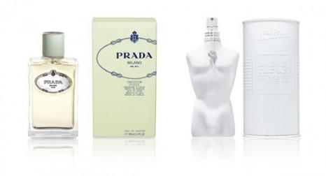 Infusion d'Iris de Prada, Fleur du Mâle de Jean-Paul Gaultier