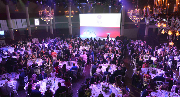 Salle comble pour les FiFi Awards 2012