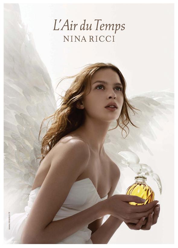 L'air de Nina Ricci - Publicité
