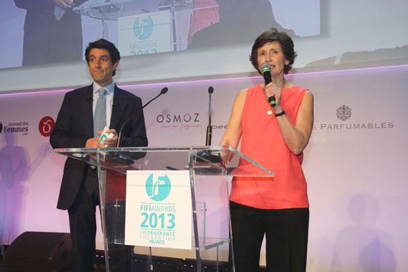 Sabine Chabbert, déléguée générale de la Fragrance Foundation France.