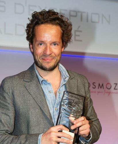 Timothé Delacroix, chef de groupe parfums masculins des parfums Dior
