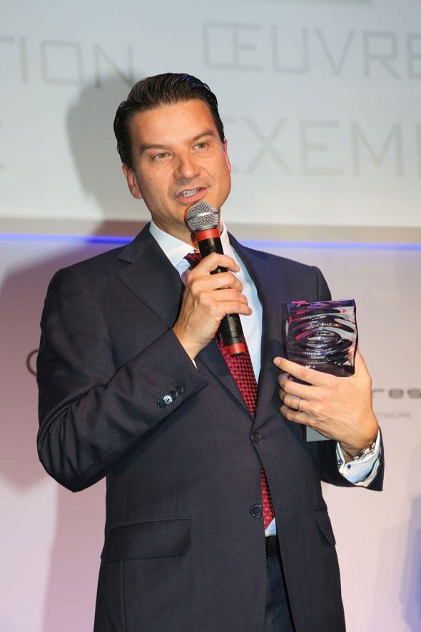 Thierry Wasser, parfumeur maison de Guerlainhierr