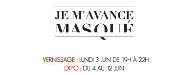 Expo Photo & Parfums de Combat : « je m'avance masqué »