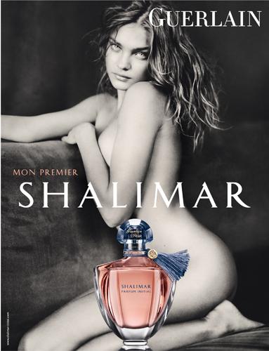 Shalimar - Publicité
