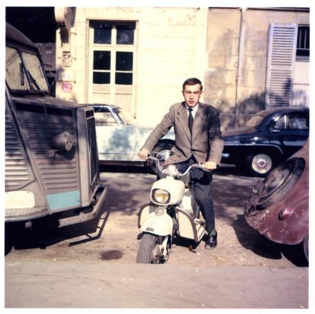 Raymond Depardon  Moto