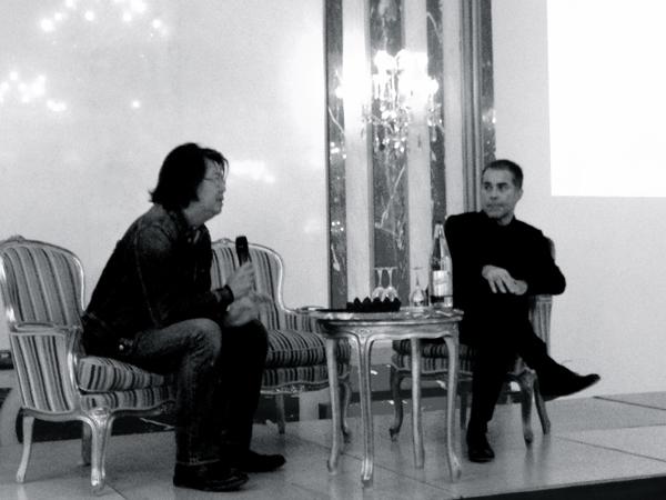 Tho Van Tran et DImitri Katsachnias