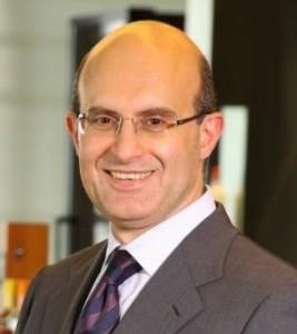 Gilbert Ghostine, CEO de Firmenich