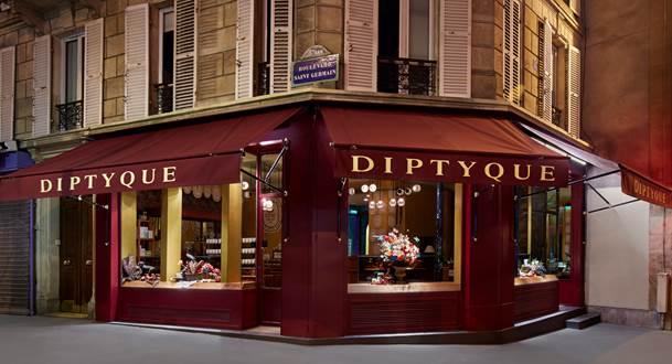 La boutique mythique de Diptyque ouvre à nouveau ses portes, après une remise en beauté