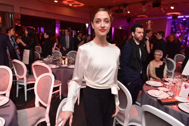 DOROTHÉE GILBERT Jury des Fifi Awards d'Or