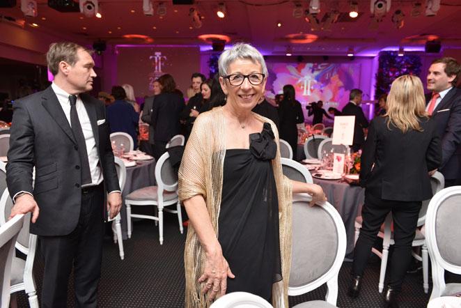Bernadette Langlais, maître de chais de Cointreau, Jury des Fifi Awards d'Or