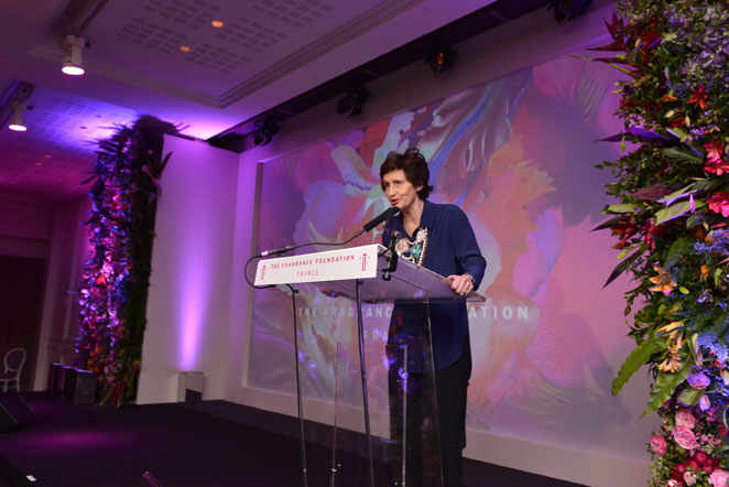 Sabine Chabbert - Directrice Déléguée de la Fragrance Foundation France