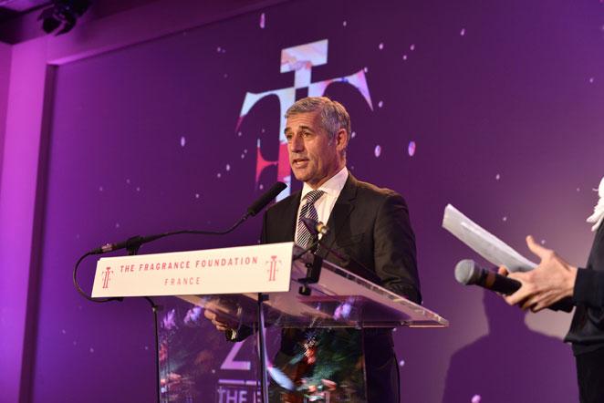 Philippe Ughetto - Président de la Fragrance Foundation France