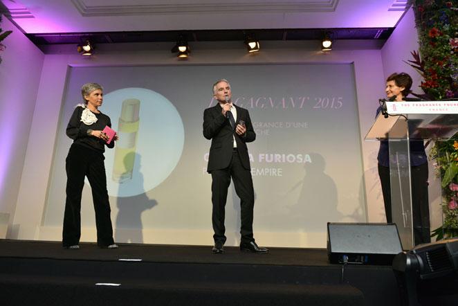 Marc-Antoine Corticchiato, parfumeur créateur et fondateur de la marque Parfum d'Empire (Prix des Experts - Corsica Furiosa - meilleure fragrance d'une marque de niche)