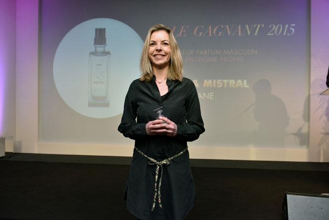 ANNE GUIDOLLET, VICE PRÉSIDENTE MARKETING ET COMMUNICATION INTERNATIONAL Meilleur parfum masculin sous enseigne propre - Mer & Mistral