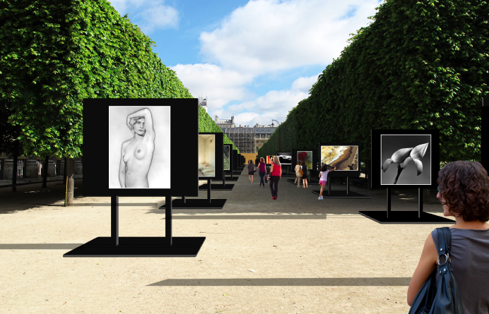 Projet de l'exposition
