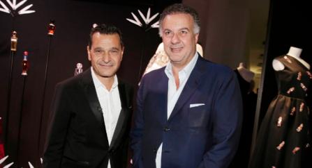 Philippe Benacin et Jean Madar