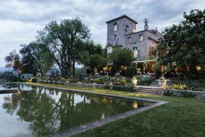 Le Chateau La Colle Noire, demeure de Christian Dior, ré-ouvre ses portes.