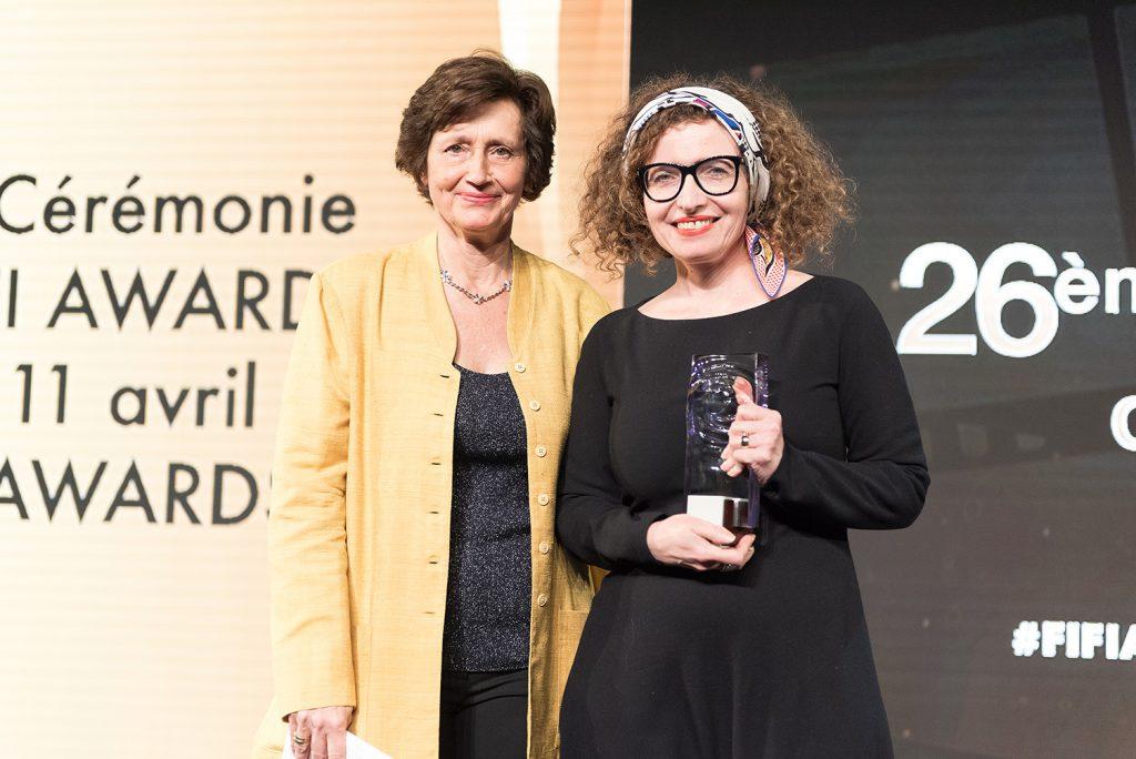 The Rouge France» Fifi Foundation 2018Tapis Fragrance Awards W29EHIDY