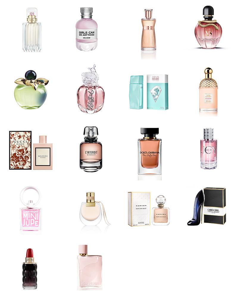 The Fragrance Foundation France Fifiawards 2019 Quels Sont Les
