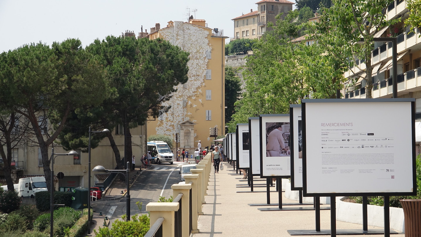 Fragrance Foundation Grasse France» Fête The En ON0kw8nZPX