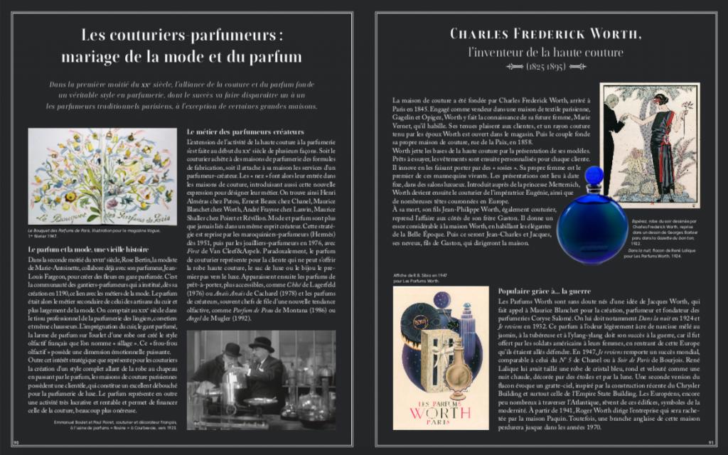 La Grande histoire du parfum - Elisabeth de Feydeau - Larousse