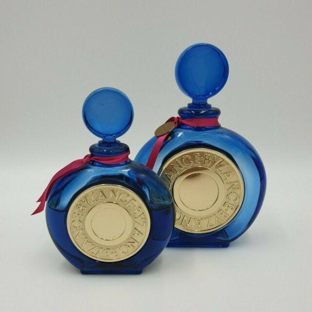 Flacon de parfum Bizance original créé en 1987 pour Rochas