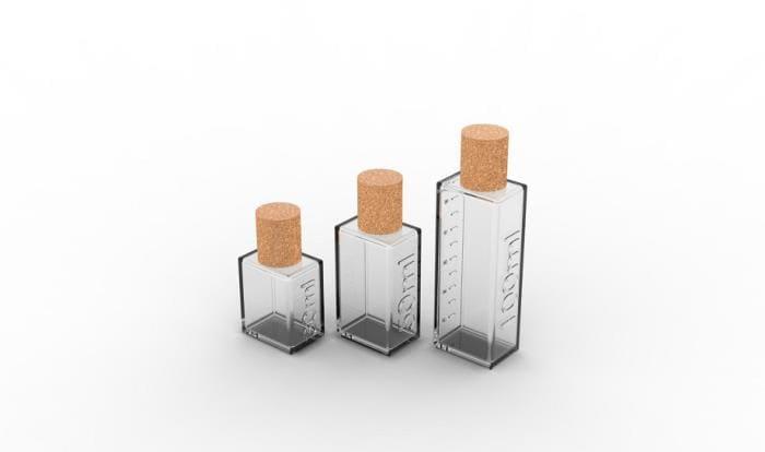 Un flacon de parfum responsable