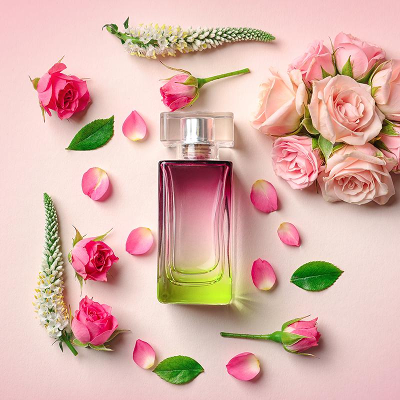 Famille olfactive florale