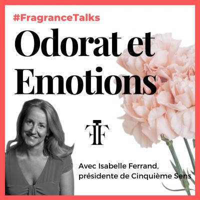 Isabelle Ferrand odorat et emotions