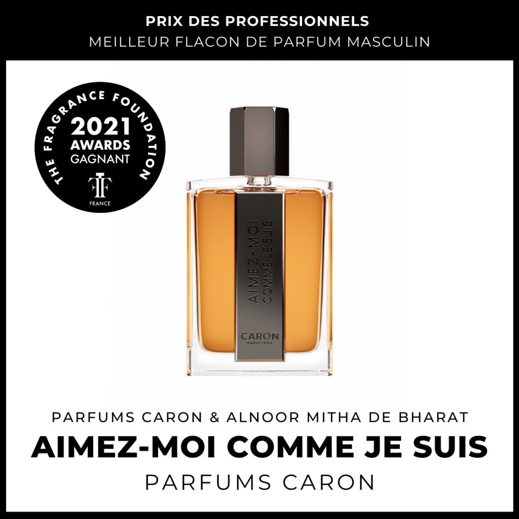 Aimez-moi comme je suis - Parfums Caron - Parfums Caron en collaboration avec Alnoor Mitha de Bharat