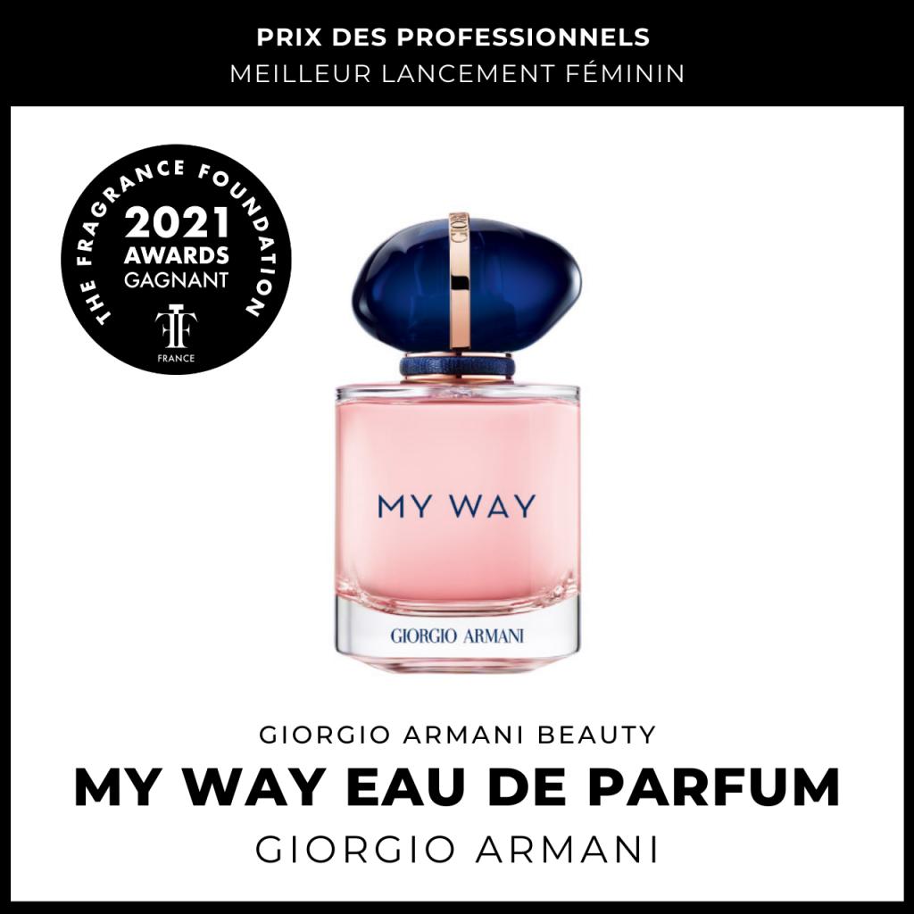 y Way Eau de Parfum Giorgio Armani Carlos Benaïm (IFF)