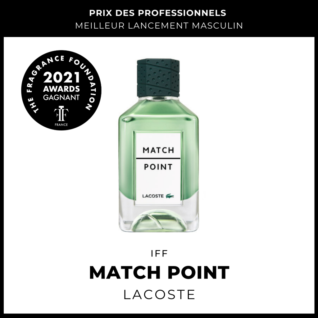 Match Point Lacoste IFF